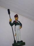 Унтер-офицер артиллерийской бригады 1812г., фото №5
