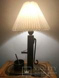 Настольная лампа Колодец достатка. Европа photo 1