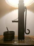 Настольная лампа Колодец достатка. Европа photo 2