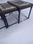 Чайный (кофейный) выдвижной столик. Восточные мотивы. (3 в 1). photo 5