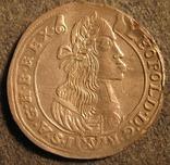 15 крейцеров 1676