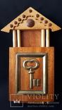 """Сувенир """" Домик для ключей """", фото №2"""
