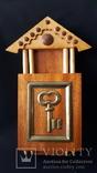 """Сувенир """" Домик для ключей """", фото №3"""