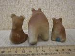 Мишки семья трио, фото №11