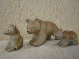 Мишки семья трио, фото №13