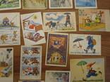 17 открыток из сказок СССР и Германия 1956,1967гг., фото №4