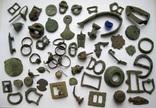 Предметы ЧК - КР - древность набор бронзы photo 1