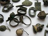 Предметы ЧК - КР - древность набор бронзы photo 2