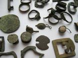 Предметы ЧК - КР - древность набор бронзы photo 3