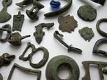 Предметы ЧК - КР - древность набор бронзы photo 4