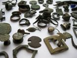 Предметы ЧК - КР - древность набор бронзы photo 6
