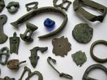 Предметы ЧК - КР - древность набор бронзы photo 8