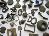 Предметы ЧК - КР - древность набор бронзы photo 9