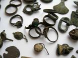 Предметы ЧК - КР - древность набор бронзы photo 10