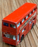 "Модель автобуса Matchbox ""The Londoner"""