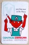 Немецкий календарик 70 г., фото №2