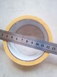 Скотч малярный 48мм х 30м желтый (3шт) photo 2