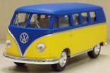 1:32 Kinsmart 1962 Volkswagen Classical Bus, фото №2