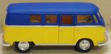 1:32 Kinsmart 1962 Volkswagen Classical Bus, фото №3