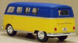 1:32 Kinsmart 1962 Volkswagen Classical Bus, фото №5