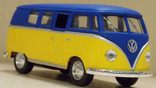 1:32 Kinsmart 1962 Volkswagen Classical Bus, фото №6