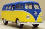 1:32 Kinsmart 1962 Volkswagen Classical Bus, фото №7
