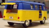 1:32 Kinsmart 1962 Volkswagen Classical Bus, фото №8