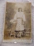 Фото молодиці с.Печеніжин 1920-і Кіблєр, фото №3