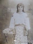 Фото молодиці с.Печеніжин 1920-і Кіблєр, фото №2