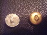 Две нечастые пуговицы италянских чернорубашечников, фото №3