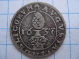 2 крейцера 1637р. Фердінанд ІІ. Аугсбург photo 1