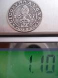 2 крейцера 1637р. Фердінанд ІІ. Аугсбург photo 3