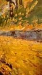 """""""Осень в городском парке"""", 73*59 см. photo 4"""