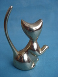 Кошечка, хвост трубой для ювелирных аксессуаров., фото №6