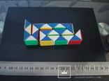 Игрушка змейка СССР головоломка, фото №7