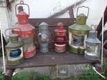 Коллекция керосиновых ламп и фонарей photo 5