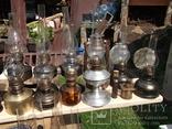 Коллекция керосиновых ламп и фонарей photo 6
