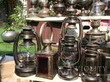Коллекция керосиновых ламп и фонарей photo 9