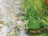 """ Цветущий сад "". С.Берестов. Холст, масло. photo 4"