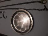 Цепочки, ушки, задняя крышка к карманным часам Молния photo 5