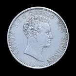 Талер 1828 Антон, Саксония