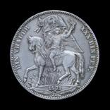 Победный Талер 1871, Саксония