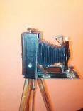 Фотоаппарат Voigtlander обьектив Ibsor D.R.P.277358