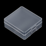 Коробка бокс кейс Футляр на 2 аккумулятора Крона 9V photo 3
