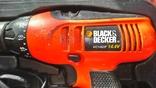 Black Deker KC1482F photo 2