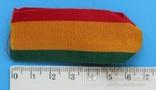 """Лента на медаль """"20 лет Народной революции"""" Заир (103), фото №4"""