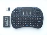 Комплект беспроводная клавиатура с тачпадом RT-MWK08