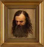 Картина Портрет Григорий Распутин Масло