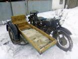 Мотоцикл к-750 с документом photo 3
