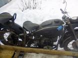 Мотоцикл к-750 с документом photo 4